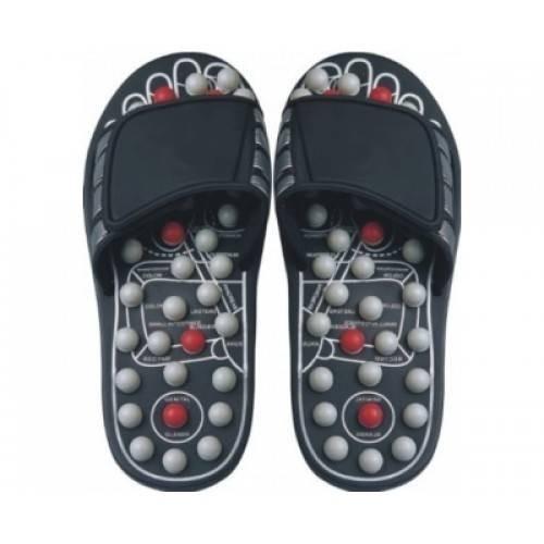 Papuci de reflexoterapie cu arcuri de masaj suspendate imagine techstar.ro 2021