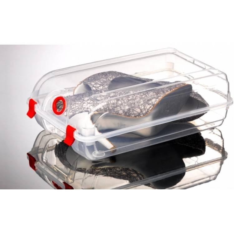 Cutie pentru depozitare pantofi, Transparenta imagine techstar.ro 2021