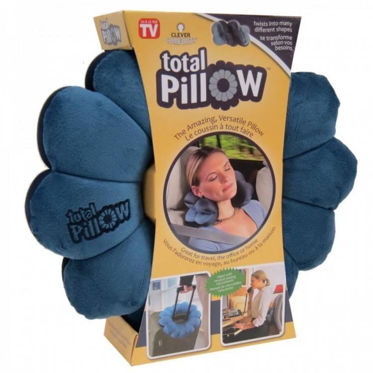 Set 2 Perne Total Pillow pentru relaxare totala imagine techstar.ro 2021