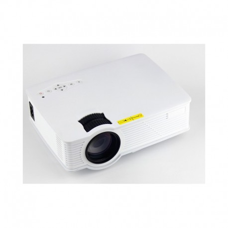 VideoProiector LED Techstar BT140 White HDMI USB SD RESIGILAT