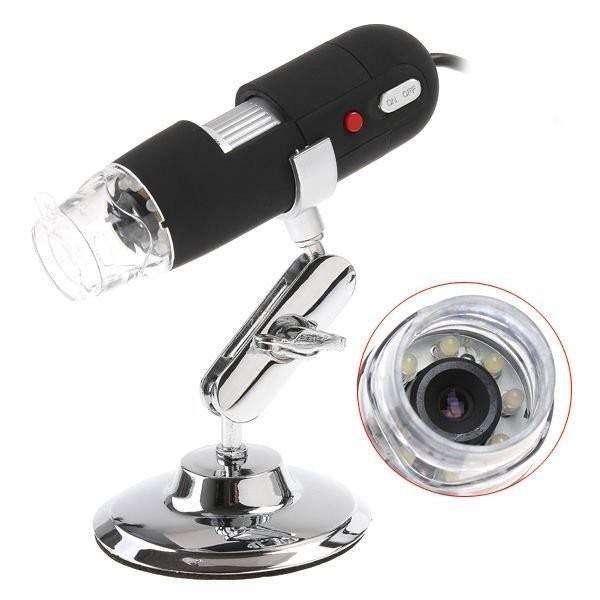 Microscop digital portabil, 400x imagine techstar.ro 2021