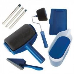 Trafalet cu rezervor si accesorii pentru zugravit