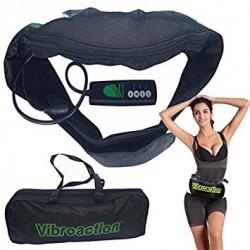 Aparat masaj tip centura pentru slabit, cu vibratii intense pentru talie si abdomen, Vibroaction