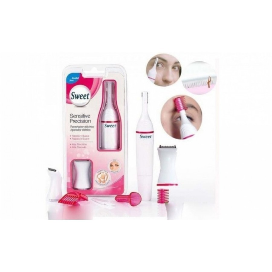 Epilator multifunctional 5 in 1 pentru o piele fina, perfect epilata imagine techstar.ro 2021