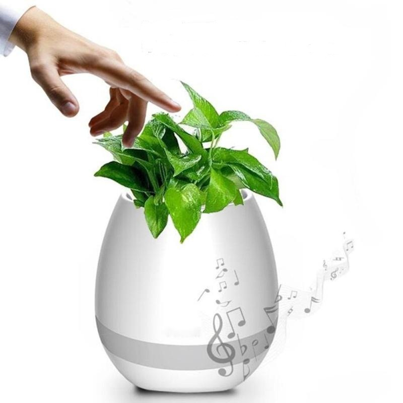 ghiveci de plante waterproof indoor bluetooth music speakers