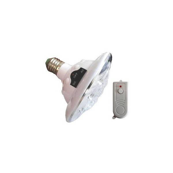 Bec LED cu acumulator si telecomanda imagine techstar.ro 2021