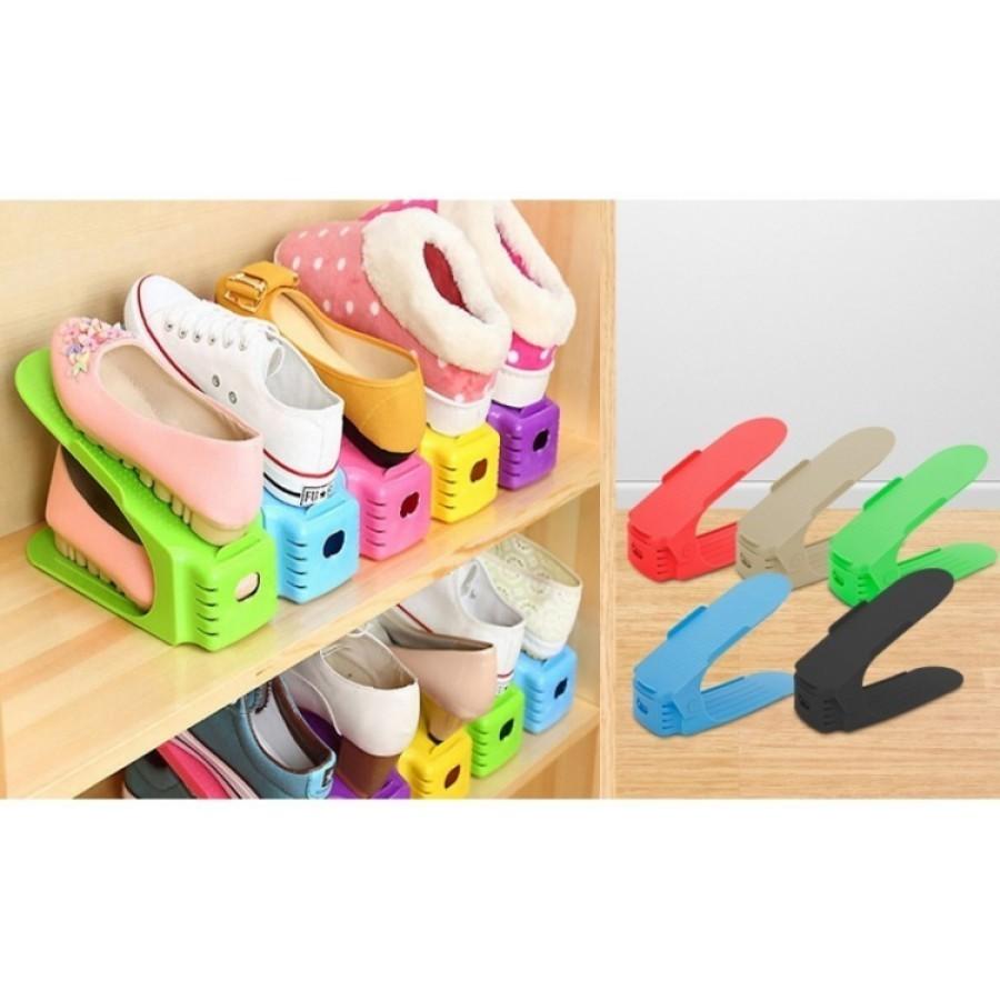 Organizator Pantofi din Plastic Dimensiune 26 x 10 x 18cm