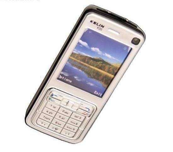Electrosoc in forma telefon WS-95 imagine techstar.ro 2021