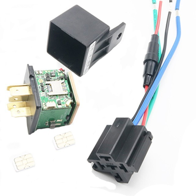 LK720, GPS traker in timp real, alarma miscare, perimetru, intrerupere alimentare, Android, IOS imagine techstar.ro 2021