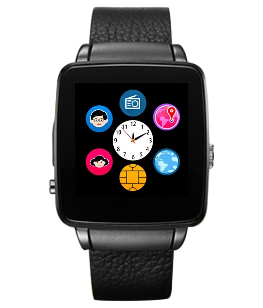 Smartwatch X6 Bluetooth Compatibil MicroSD si SIM Cu Camera RESIGILAT