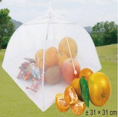 Umbrela din Plasa Pentru Alimente, Protejeaza de Insecte, 31x31cm imagine techstar.ro 2021