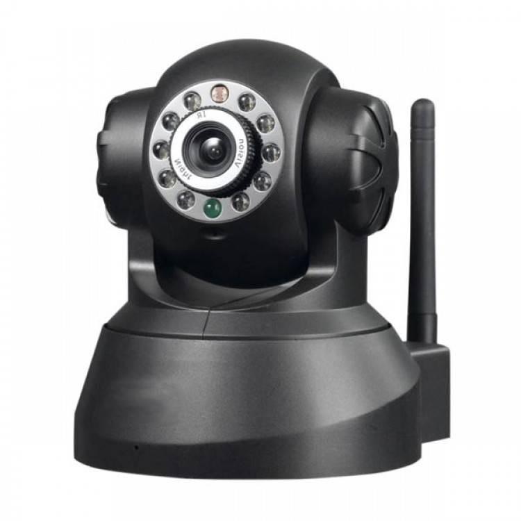 Cameră de Supraveghere HD IP WiFi 360 imagine techstar.ro 2021