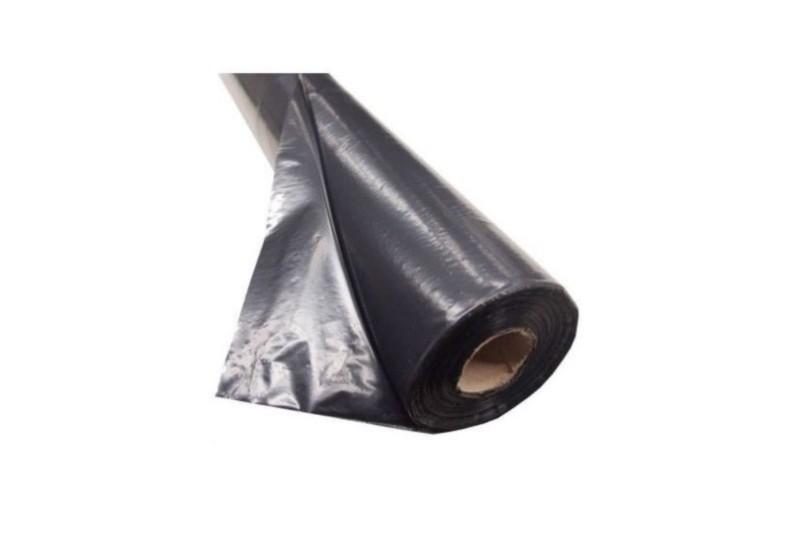 Folie mulcire perforata neagra 2 x 30 cm, 500m