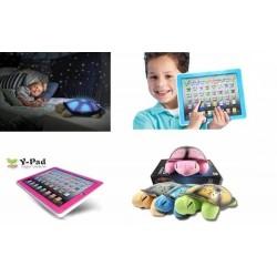 Broscuta proiector stele + Tableta educativa