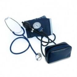 Tensiometru medical cu aneroid si stetoscop