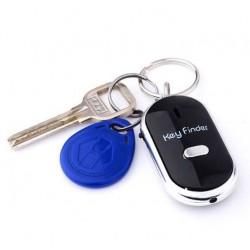 Set 2 localizatoare de chei cu atentionare acustica