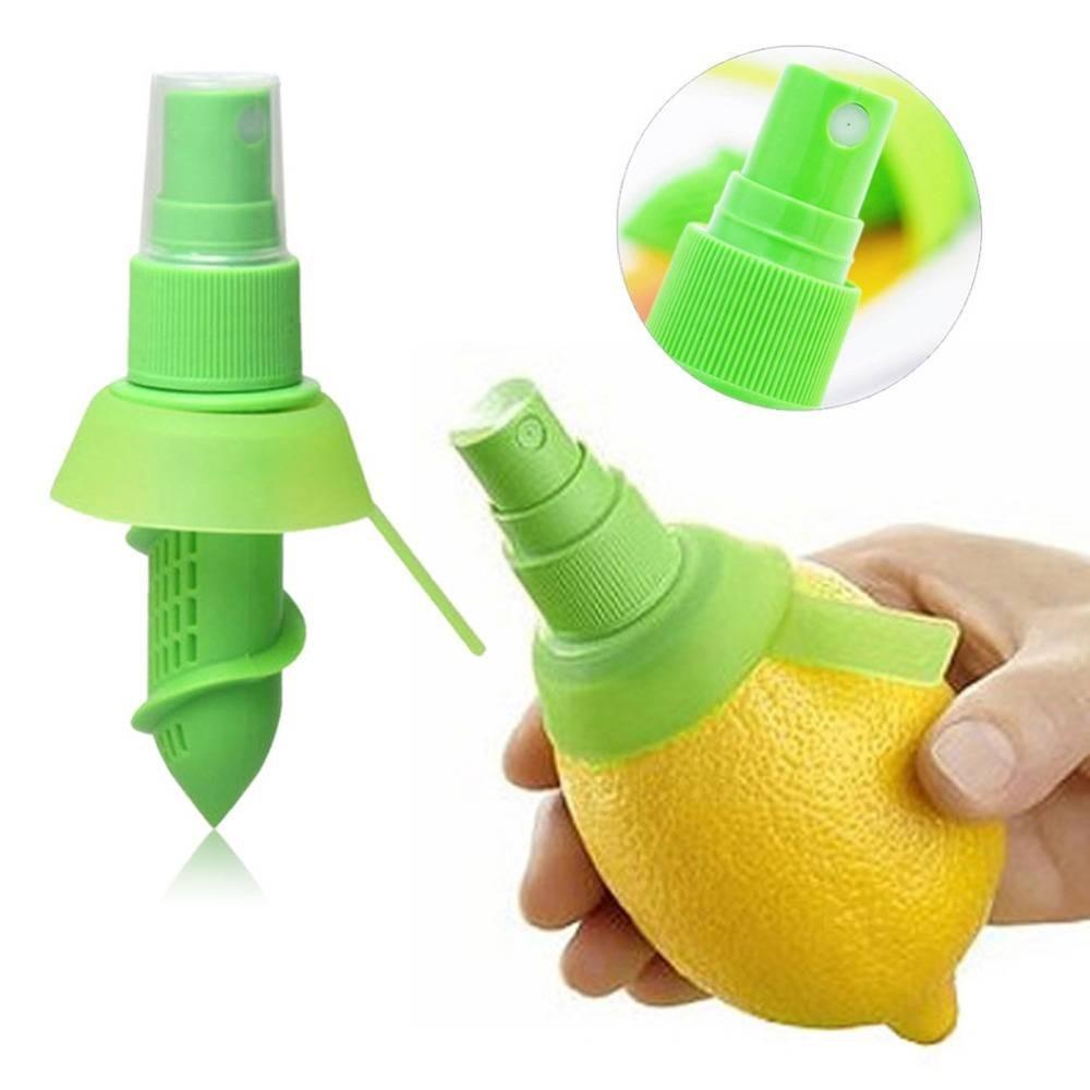 Set 2 storcatoare de citrice cu spray poza 2021