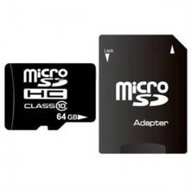 Card Micro SD 64 GB plus adaptor