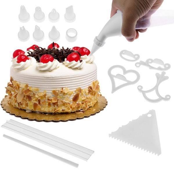 Kit decorare prajituri imagine techstar.ro 2021