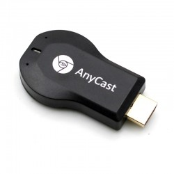 AnyCast Miracast TV Dongle DLNA AirPlay pentru Smart TV conexiune PC, Smartphone, Chromecast