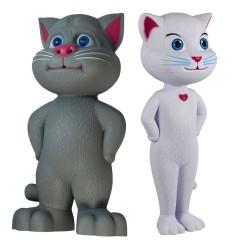 Pisicile vorbitoare Tom si Angela