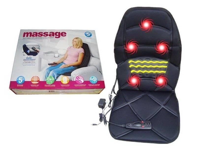 Husa pentru scaun cu incalzire si masaj: auto sau la birou imagine techstar.ro 2021
