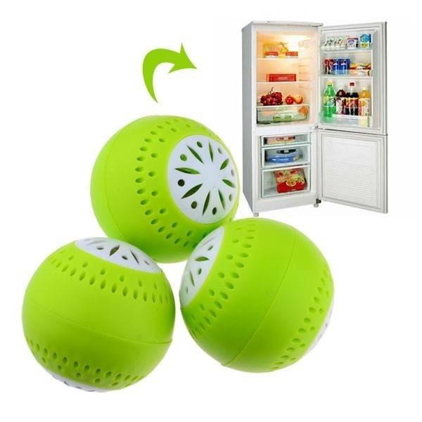Set 3 odorizante frigider poza 2021