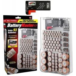 Organizator baterii cu tester inclus