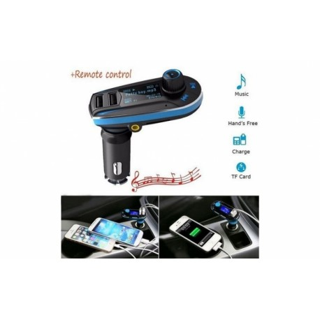 Modulator FM si Car Kit, BG01 cu Telecomanda