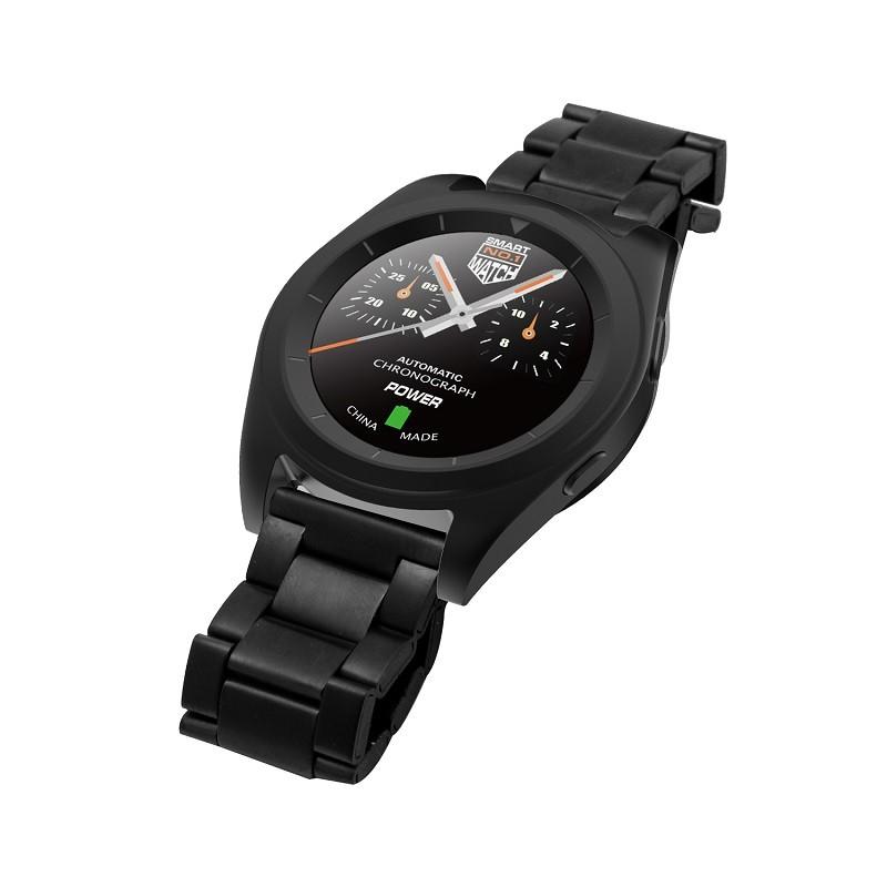 Smartwatch Business Class G6 Bluetooth 4.0 pentru IOS si ANDROID poza 2021