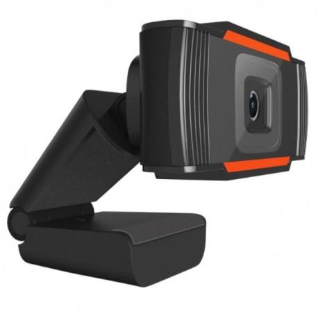 Camera web iUni K6i, Full HD, 1080p, Microfon, USB 2.0, Plug & Play