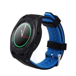 Ceas Smartwatch G6 cu Bluetooth 4.0, pedometru si monitor cardiac