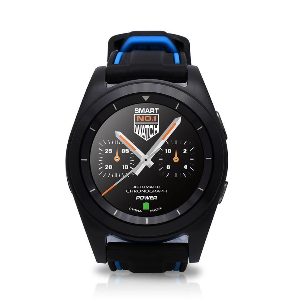 Imagine indisponibila pentru Ceas Smartwatch G6 cu Bluetooth 4.0, pedometru si monitor cardiac