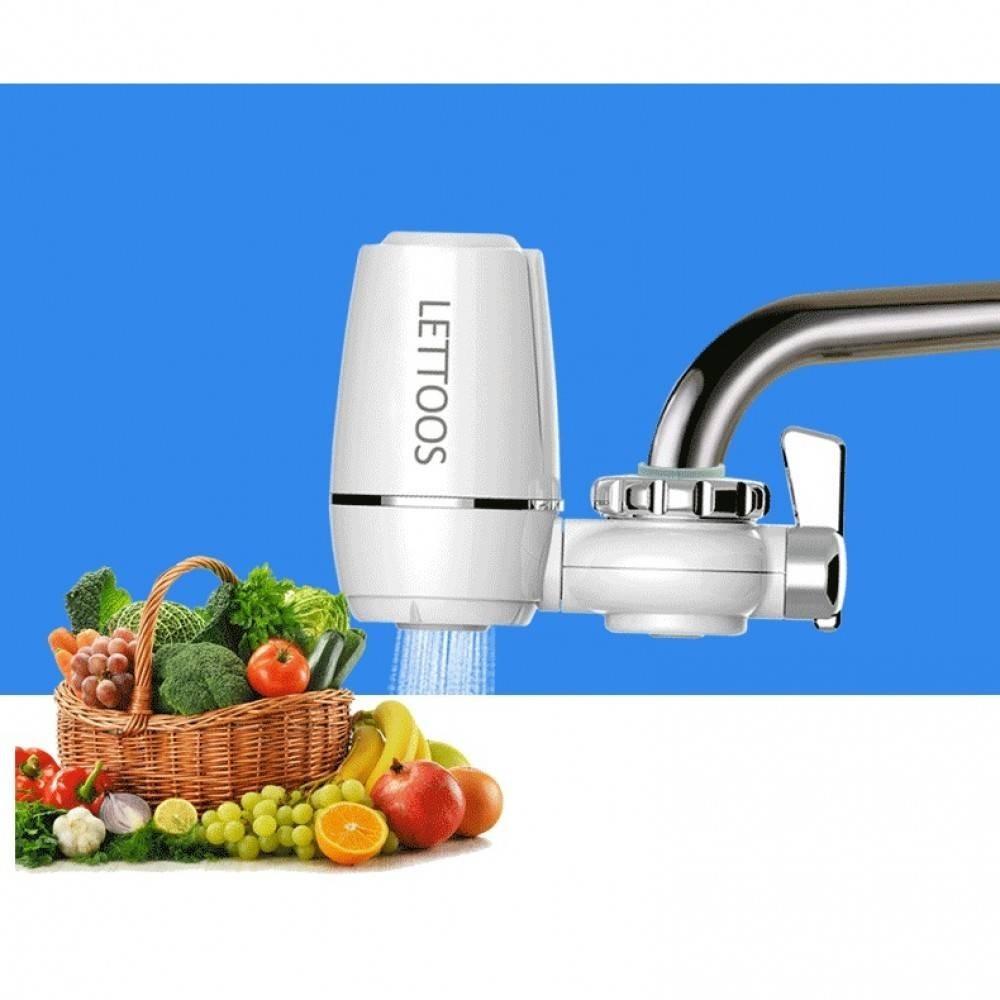 Robinet cu filtru pentru purificarea apei imagine techstar.ro 2021