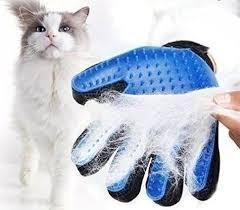 Manusa-perie pentru curatat parul de pe animale True Touch imagine techstar.ro 2021