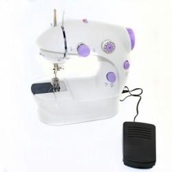 Mini masina de cusut electrica, portabila, utilizare casnica cu accesorii