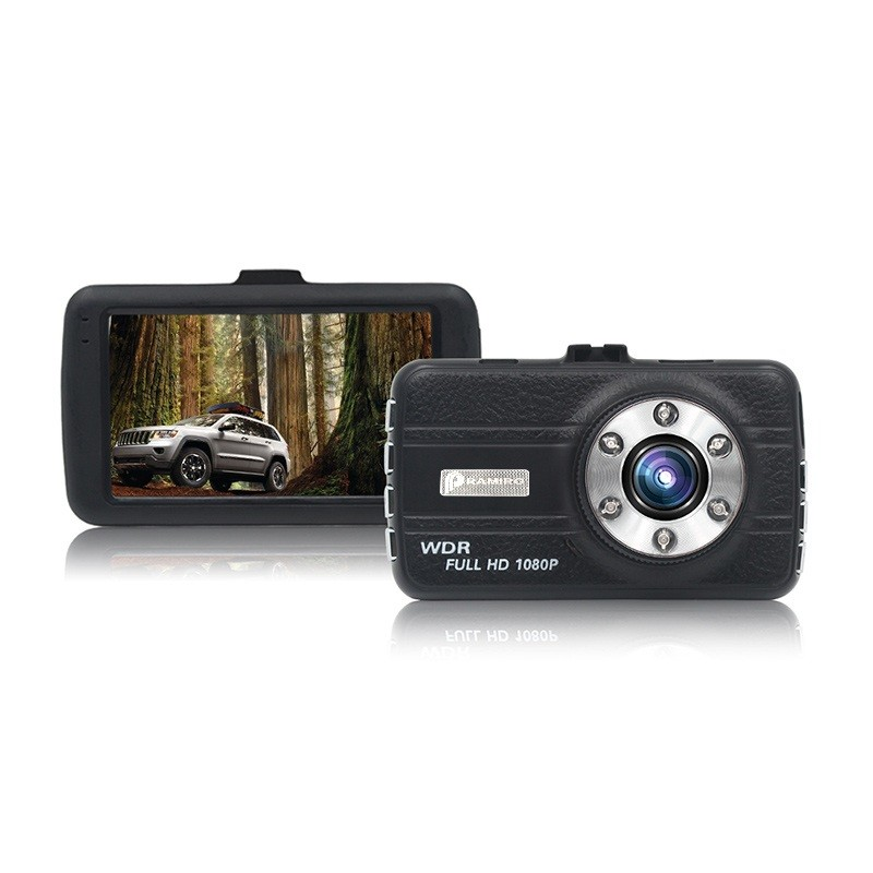 camera video auto novatek t651 full hd 6 leduri infrarosu