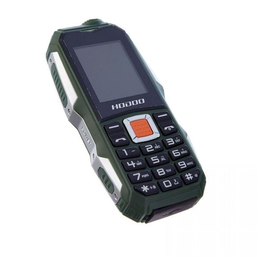 Telefon militar Dual SIM, H628, 3800 mAh, FM radio, Lanterna imagine