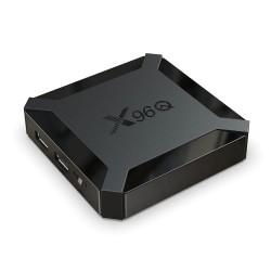 Mini PC, TV Box X96Q, 4K, Android 10, 1GB RAM, 8GB ROM, Allwinner H313, Quad Core, Mali-G31, USB 2.0, WiFi