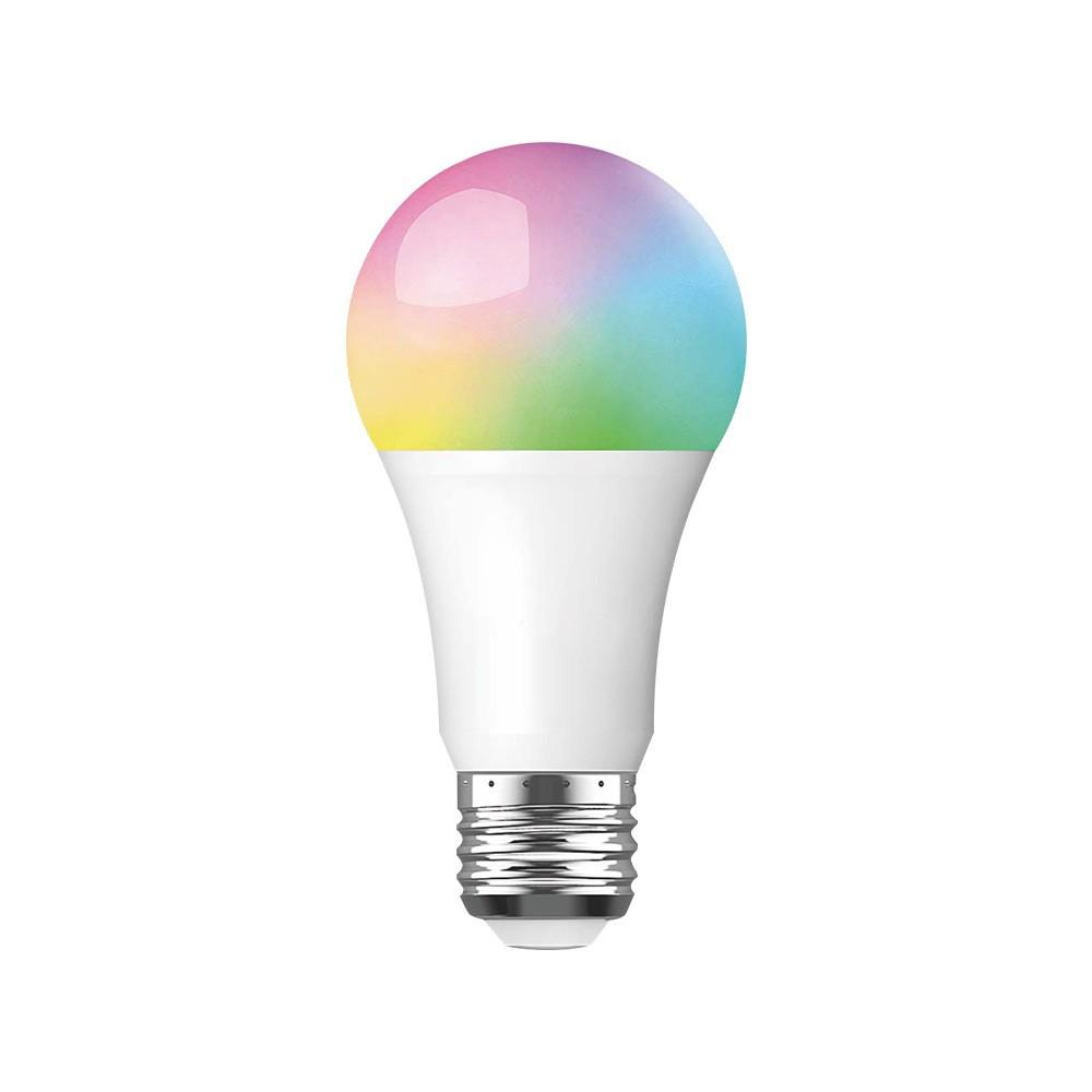 Bec Smart Techstar® Wireless, 2.4GHz, RGBW, 7W, E27, Lumina Calda, Lumina Rece, Corp Aluminiu imagine techstar.ro 2021
