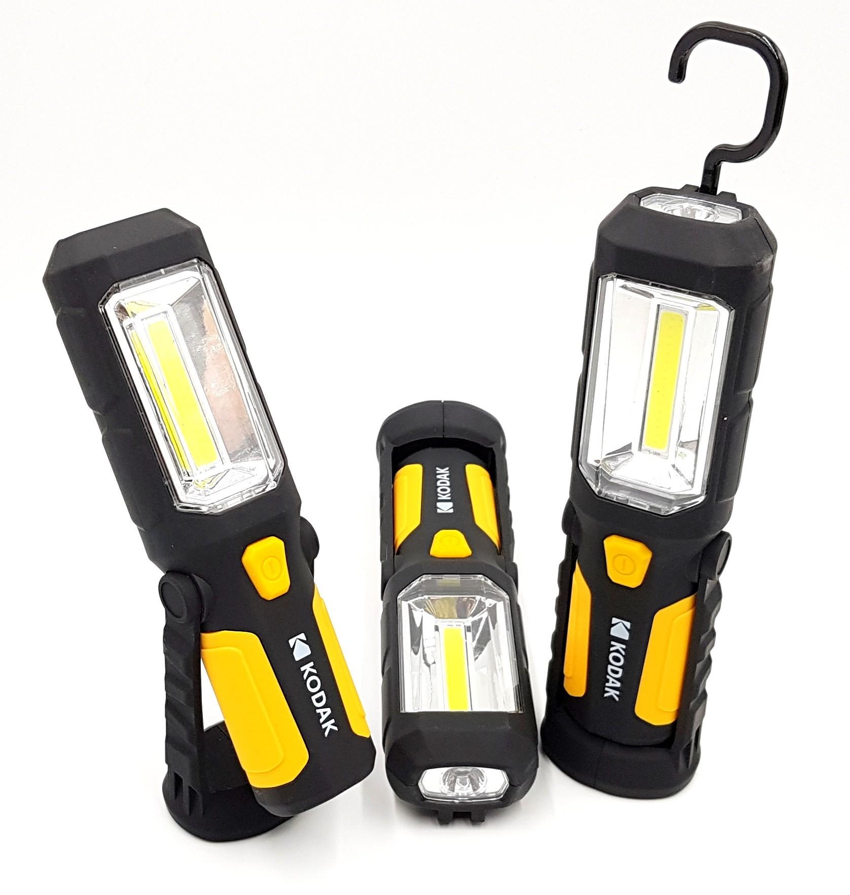 Lanterna LED KODAK Work 300 imagine techstar.ro 2021