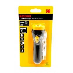 Lanterna LED KODAK Handy 70 USB