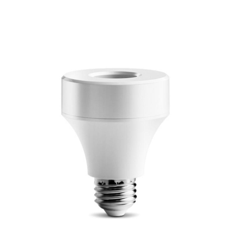 Dulie Smart Techstar® CZ09, Wireless, Baza Aluminiu, Dulie E27 la E27, TuyaSmart, SmartLife