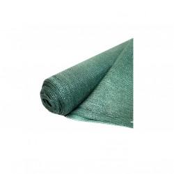 Plasa Umbrire Verde HDPE UV Latime: 2m, Lungime:50, Grad de umbrire: 90