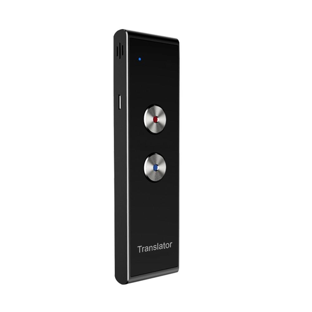 T8+ Translator intelligent, portabil, bluetooth, 41+ limbi imagine techstar.ro 2021