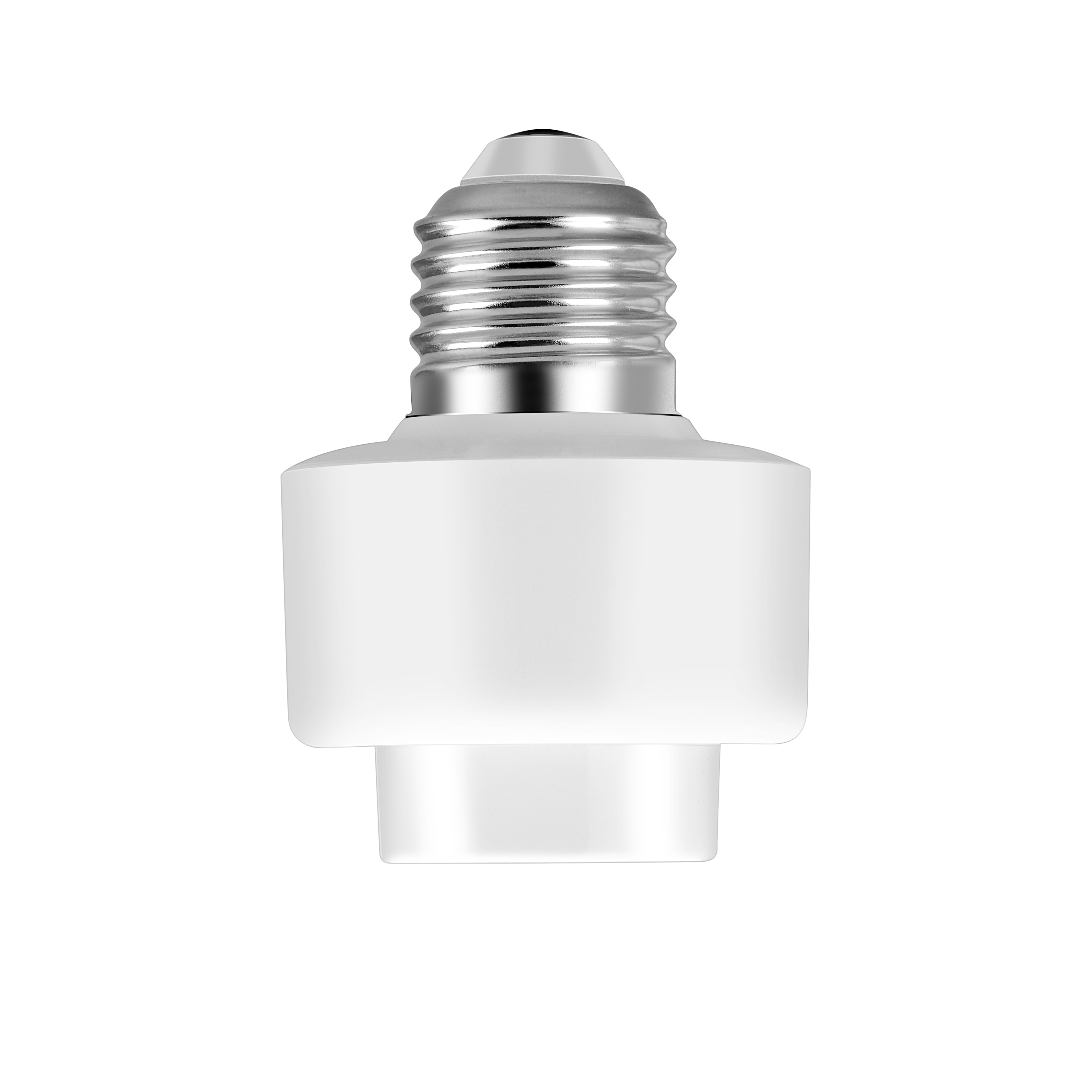 Dulie Smart Techstar® DB21, Wireless, Baza Aluminiu, Dulie E27 la E27, TuyaSmart, SmartLife imagine techstar.ro 2021