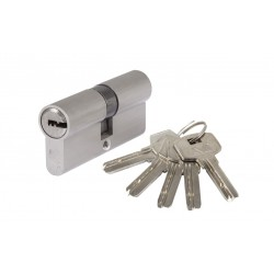 Butuc Alama Amprenta ETS Lungime 80mm, Tip Descentrat, Dimensiuni 35+45, Culoare Nichel Periat