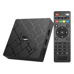 TV Box HK1 Mini, 4K, HDR, Android 9, 4GB RAM, 32GB ROM, Rockchip RK3229, Quad Core, WiFi 2.4G