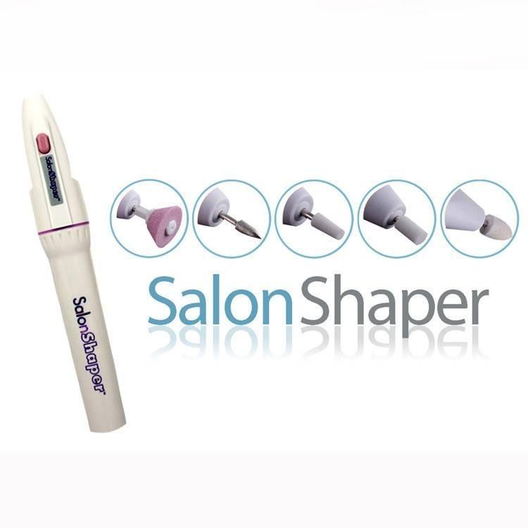 Set pentru manichiura Salon Shaper imagine techstar.ro 2021