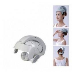 Aparat de masaj tip casca impotriva durerilor de cap